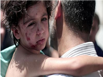 'World stands disgraced' as Israeli shelling of school kills at least 15-