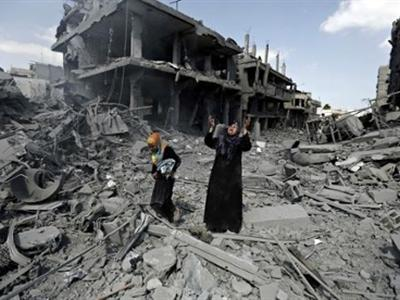 Life under fire in Gaza: the diary of a Palestinian