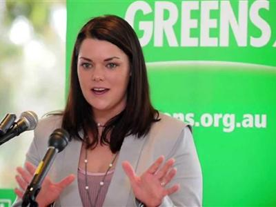 Sarah Hanson-Young plans to visit Curtin detention centre:- Melissa Davey and Paul Farrell:-