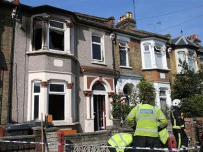 Woman dies in Walthamstow house fire - By David Eggboro