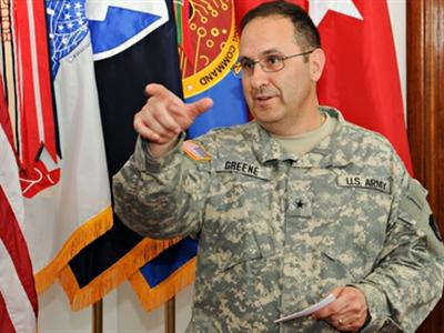 US general killed and 15 injured in attack on Afghanistan military academy -