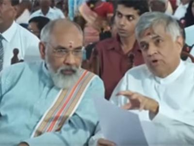 New Constitution would not be influenced by any statement made by a Chief Minister – Ranil