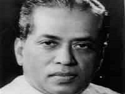 Yesterday was the 36th death anniversary of Fr. Thani Nayagam, the emissary of Tamil language