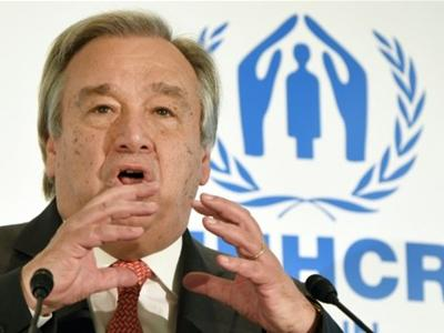 Portugal's Antonio Guterres still frontrunner to be next UN secretary-general, diplomats say