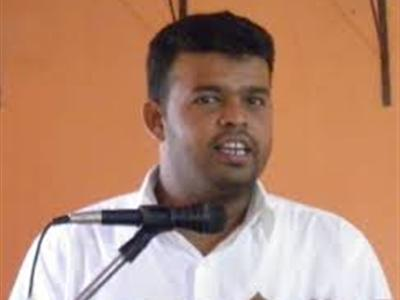 Do not sell indigenous lands for military purposes –Kajatheepan-