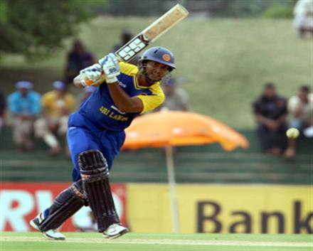 Sangakkara cleared of offence after collision
