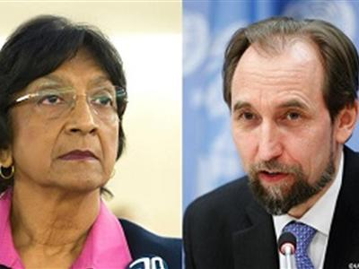 Pillay welcomes appointment of new UN human rights chief-