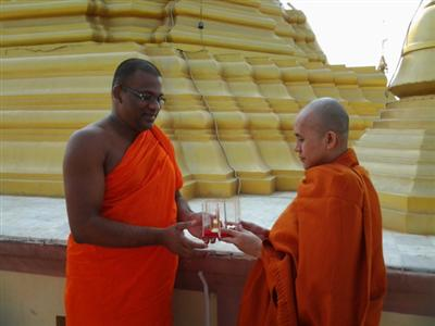 "Ven. Ashin Wirathu has been invited by the Bodu Bala Sena to attend their ""Great Sangha Council"" ..."