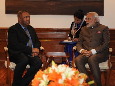 Minister  of Foreign Affairs of Sri Lanka called on  Prime Minister of India ...